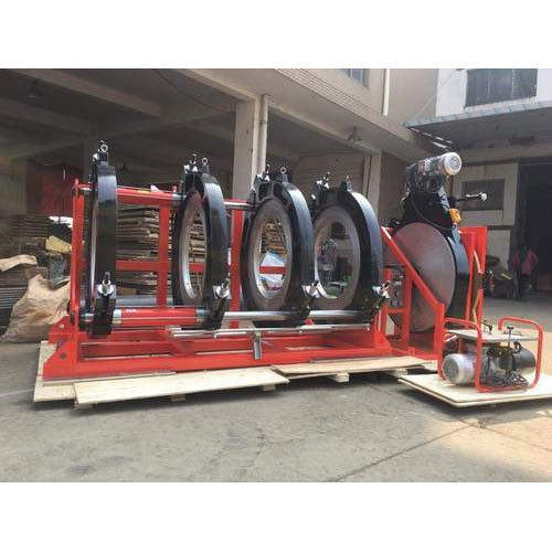 HDPE Pipe Welding Machine - 800 mm HDPE Pipe Butt Welding
