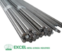Tungsten Round Bar