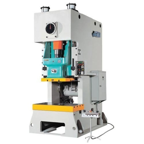 Automatic Power Press Machine C Frame, Capacity: 75 Ton