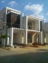 6 Concrete Frame Structures villa construction