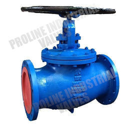 Stainless Steel Blue Globe Valve