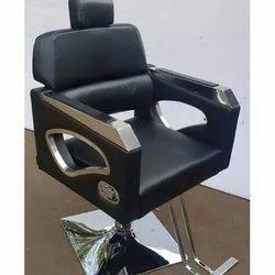 JBW Black Salon Chair