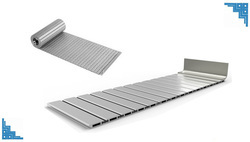 Flexible Aluminum Apron Cover