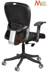 MBTC INOX Mid Back Mesh Office Chair