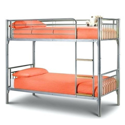Stainless Steel Double Bunk Bed