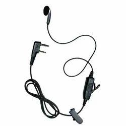 Black Tactical Headset - 2t