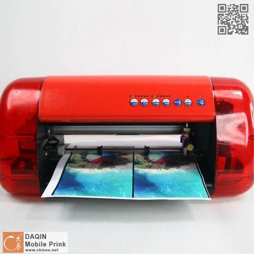 Daqin Phone Cover Making Machine Rs 350000 Unit My Retails Id 19584404048