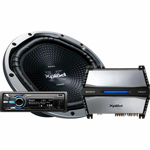 3e9f8b329ac Sony Xpload ABS Sony Car Speakers, Rs 1100 /piece, Jalal Car Decor ...