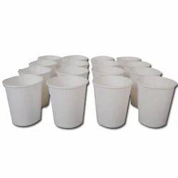 Plain Paper Tea Cup