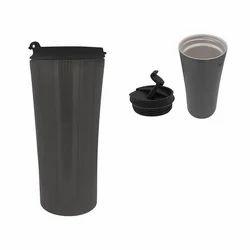 Grey Coffee Travel Mug