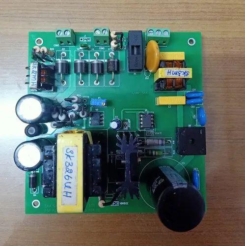 Capacitor Charging Card  SWA-1121-A1-R2