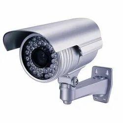 Analog Camera Day & Night Vision Infrared CCTV Camera, 12v