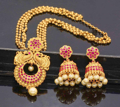 335a4b2d681ce Traditional Necklace Set