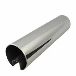 Stainless Steel 316L Slotted Pipe