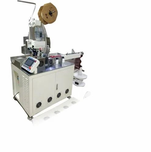 Fully Automatic DMD Crimping Machine - DMD Crimping Machine