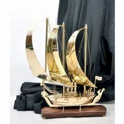 Brass Gifting Ship