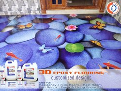 3D Epoxy Flooring Services