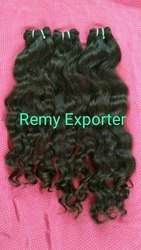 Virgin Human Wavy Hair