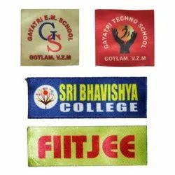 Cloth School Badge