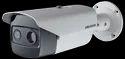 Thermal & Optical Bi-Spectrum Network Bullet Camera