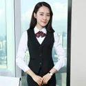 Corporate Waistcoat For Female