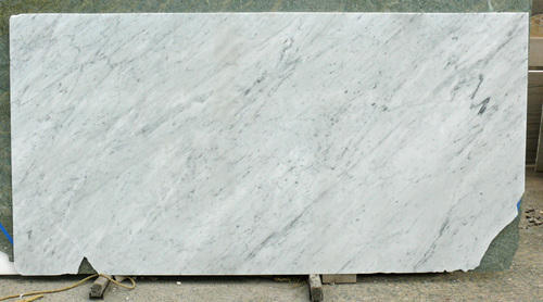 White Marble Slabs Thickness 16 Mm Rs 45 Square Feet