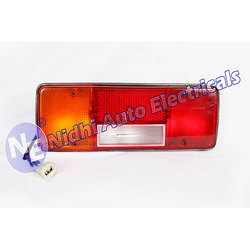 JCB Alternative Tail Light 4 Chamber