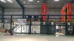 Auto Barrel Metals Plating Line