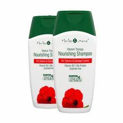 Unisex Vitamin Therapy Nourishing Shampoo, Packaging Size: 100ml