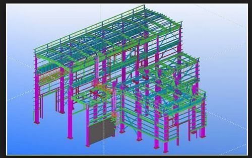 Tekla Detailing in Alpha 1, Greater Noida | ID: 19987471412