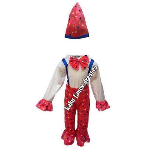 Kids Joker Multicolor Fancy Dress Costume at Rs 700  piece  42e362f9d