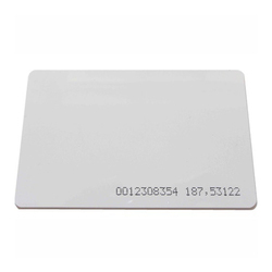 Dual Frequency RFID Cards
