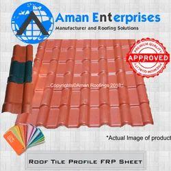 Roof Tile Profile FRP Sheet