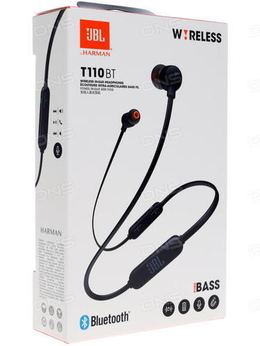 JBL Wireless BT in Ear Headphones T110BT - Manya