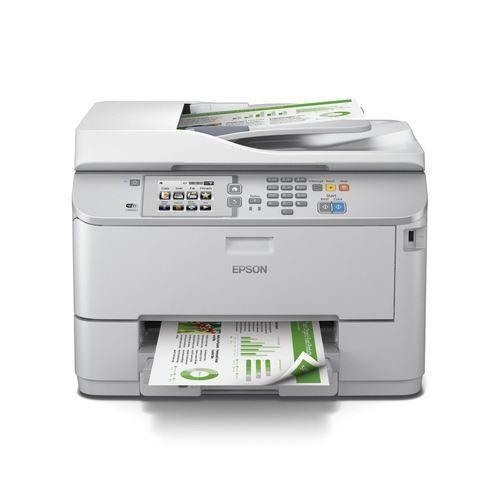 Colored Epson Workforce Pro WF R5790 Multifunction Inkjet Printer