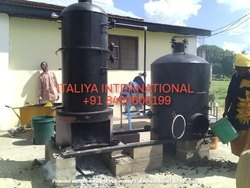 Cashew Nut Steam Boiler Machine