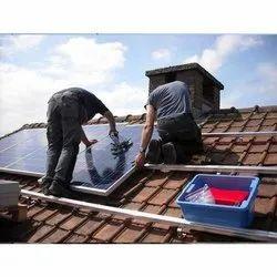 Solar Rooftop Repairing Service