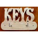 Designer Wooden Key Holder