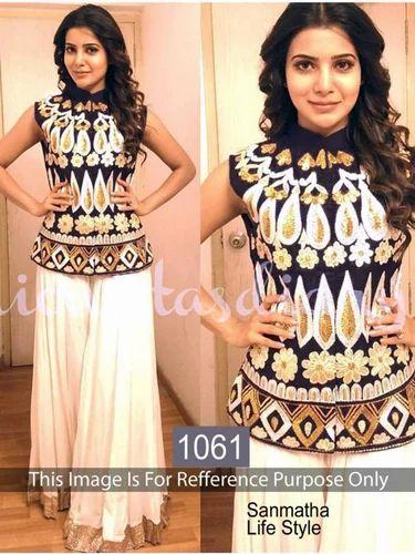 a0c40e88956 Georgette Designer Bollywood Salwar Kameez