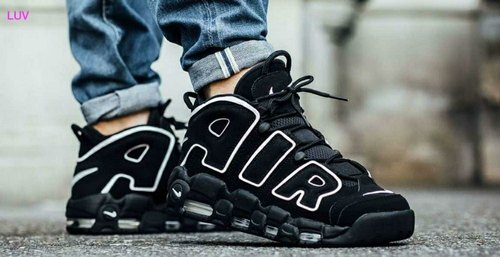 Casual Nike Air Uptempo Shoe, Size: 41