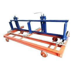 Horizontal Bandsaw Trolley Machine