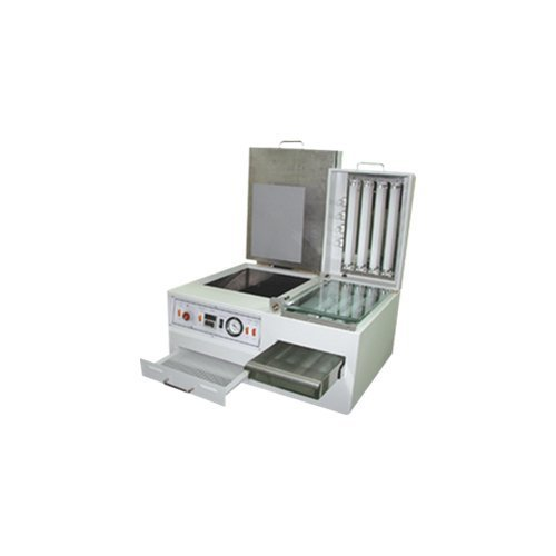 Automatic Photo Polymer Rubber Stamp Making Machine Power 10 KW