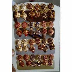Fancy Jhumki Earrings