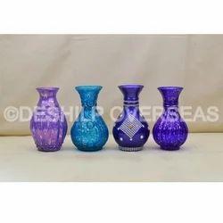 Color Flower Vase