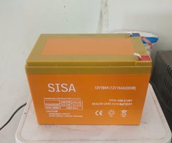 Sisa 12V16Ah Agriculture Sprayer Battery, 3.750kg