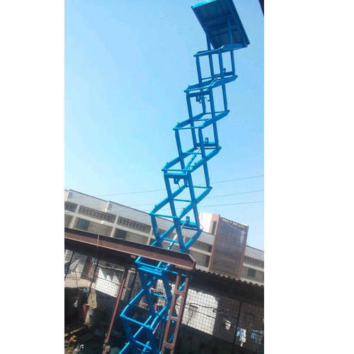 Hydraulic Scissor Lift Table - Industrial Stationary Scissor Lift