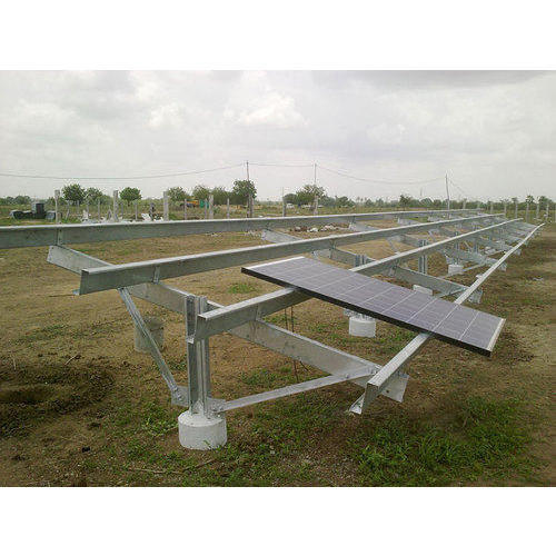 Solar Mounting Structure At Rs 3 Watt Rohini New