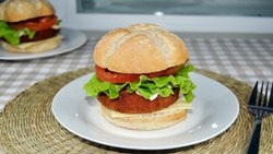 FFJ Continental Fish Burger patties, Packaging Size: 100 Gm, Packaging Type: Box