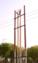 MS Electrical Poles