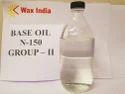 Grade: Group 2 N 150 Group 2 Base Oil